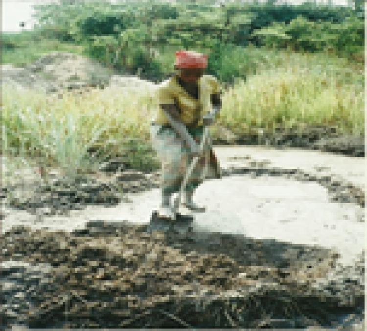 OEARSE- carrière de Kabala à Manono SEPT 2015(3)