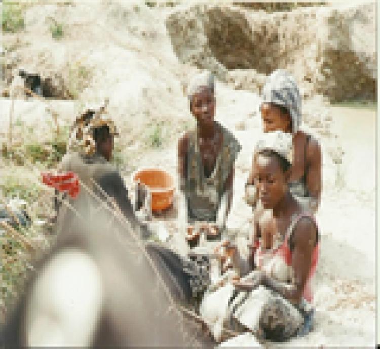 OEARSE- carrière de Kabala à Manono SEPT 2015(4)